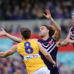 Fremantle, Griffin Logue, Jack Redden, West Coast Eagles