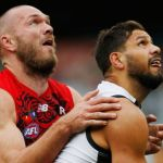 Max Gawn, Melbourne, Patrick Ryder, Port Adelaide