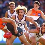 Fremantle, Griffin Logue, GWS Giants, Matt de Boer