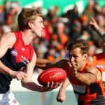 GWS Giants, Matt de Boer, Melbourne, Oscar McDonald