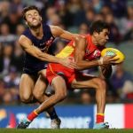 Fremantle, Gold Coast Suns, Jack Martin, Lachie Weller