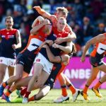 Adam Tomlinson, GWS Giants, Melbourne, Tom McDonald, Zac Williams