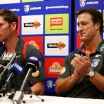 Luke Beveridge, Matthew Boyd, Western Bulldogs