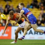 GWS Giants, Lachie Hunter, Matt de Boer, Western Bulldogs