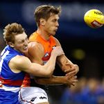 Bailey Dale, GWS Giants, Matt de Boer, Western Bulldogs