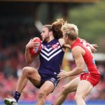 Fremantle, Griffin Logue, Isaac Heeney, Sydney Swans