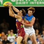 Brisbane Lions, Gold Coast Suns, Jacob Allison, Jesse Joyce