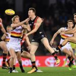 Adelaide Crows, Brendon Goddard, Essendon, Rory Sloane
