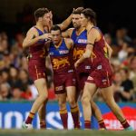 Brisbane Lions, Eric Hipwood, Jacob Allison, Lewis Taylor, Michael Close