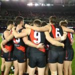 AFL 2017 Round 21 - Essendon v Adelaide
