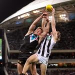 Collingwood, Ollie Wines, Port Adelaide, Tom Langdon