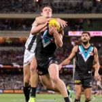Collingwood, Darcy Moore, Ollie Wines, Port Adelaide