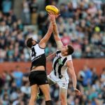 Collingwood, Mason Cox, Paddy Ryder, Port Adelaide