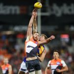 GWS Giants, Nathan Vardy, Shane Mumford, West Coast Eagles