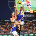 GWS Giants, Matt de Boer, Nathan Vardy, West Coast Eagles