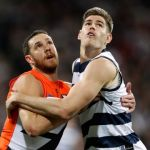 Geelong Cats, GWS Giants, Shane Mumford, Zac Smith