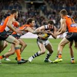 Brett Deledio, Geelong Cats, GWS Giants, Nathan Wilson, Patrick Dangerfield, Shane Mumford