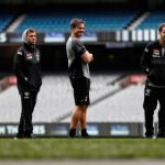 Collingwood, Jarryd Blair, Josh Thomas, Steele Sidebottom