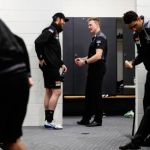 Collingwood, Nathan Buckley, Tyson Goldsack