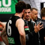 Collingwood, Scott Pendlebury, Tyson Goldsack