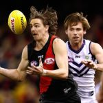 Essendon, Fremantle, Joe Daniher, Joel Hamling