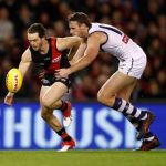 Essendon, Fremantle, Jonathon Griffin, Travis Colyer