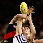 Essendon, Fremantle, Martin Gleeson, Sam Collins