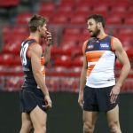 GWS Giants, Shane Mumford
