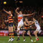 Adelaide Crows, GWS Giants, Sam Jacobs, Shane Mumford