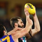 Jack Darling, Justin Westhoff, Port Adelaide, West Coast Eagles