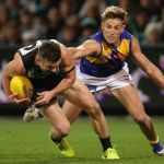 Brad Sheppard, Port Adelaide, Sam Gray, West Coast Eagles