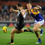 Drew Petrie, Port Adelaide, Sam Powell-Pepper, West Coast Eagles