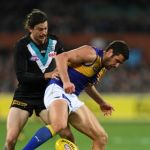 Jack Darling, Jasper Pittard, Port Adelaide, West Coast Eagles