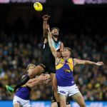 Nathan Vardy, Paddy Ryder, Port Adelaide, West Coast Eagles