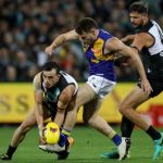 Luke Shuey, Paddy Ryder, Port Adelaide, Sam Powell-Pepper, West Coast Eagles