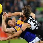 Jeremy McGovern, Justin Westhoff, Port Adelaide, West Coast Eagles