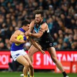 Charlie Dixon, Liam Duggan, Port Adelaide, West Coast Eagles