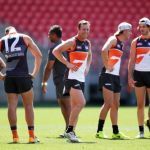 GWS Giants, Steve Johnson