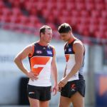GWS Giants, Jonathon Patton, Steve Johnson