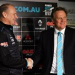 Keith Thomas, Ken Hinkley, Port Adelaide