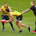 Alex Rance, Dustin Martin, Richmond
