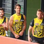 Alex Rance, Brandon Ellis, Richmond, Trent Cotchin
