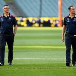 Adelaide Crows, Don Pyke, Scott Camporeale