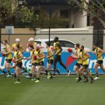 AFL 2017 Training - Richmond 280917