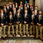 AFL 2017 Media - International Rules Official Dinner