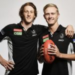 Collingwood, Jaidyn Stephenson, Tyler Brown