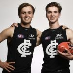 Carlton, Lochie O'Brien, Paddy Dow