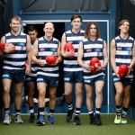 Charlie Constable, Gary Ablett, Geelong Cats, Gryan Miers, Lachie Fogarty, Stewart Crameri, Tim Kelly