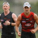 Essendon, Jackson Merrett, Josh Green