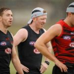 Devon Smith, Essendon, Jackson Merrett, Josh Green